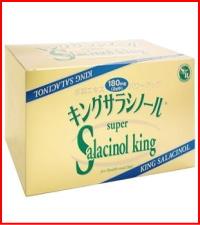 【ジャパンヘルス】 キングサラシノール(顆粒)30包・King Salacinol【P25Apr15】