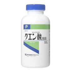 Citric acid (Crystal) P 500 g fs3gm