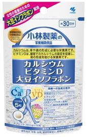 钙剂维生素 D 大豆异黄酮 150 粒