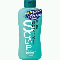Sana medicated scalp Shampoo 250 ml