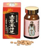 【送料無料!!】 【CSN】 赤龍養神芝 赤箱 240粒 【健康食品】【P25Jan15】