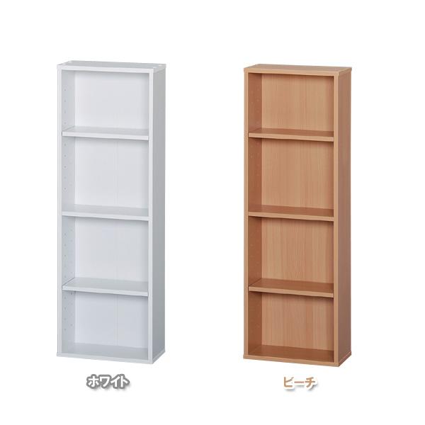 IRIS Ohyama Comic Rack CORK 9030 White Beach Bookshelf Stored Accessories Clothes