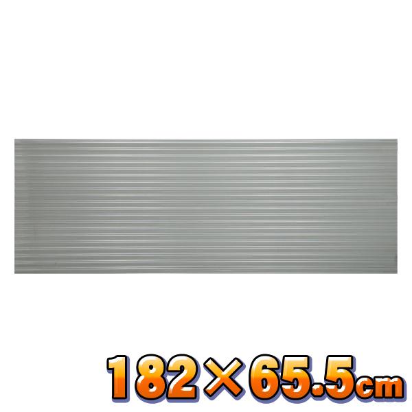 【送料無料】アイリスオーヤマ 【10枚セット】波板(ポリカーボネート製・ヒートカット) NIPC607H グレー