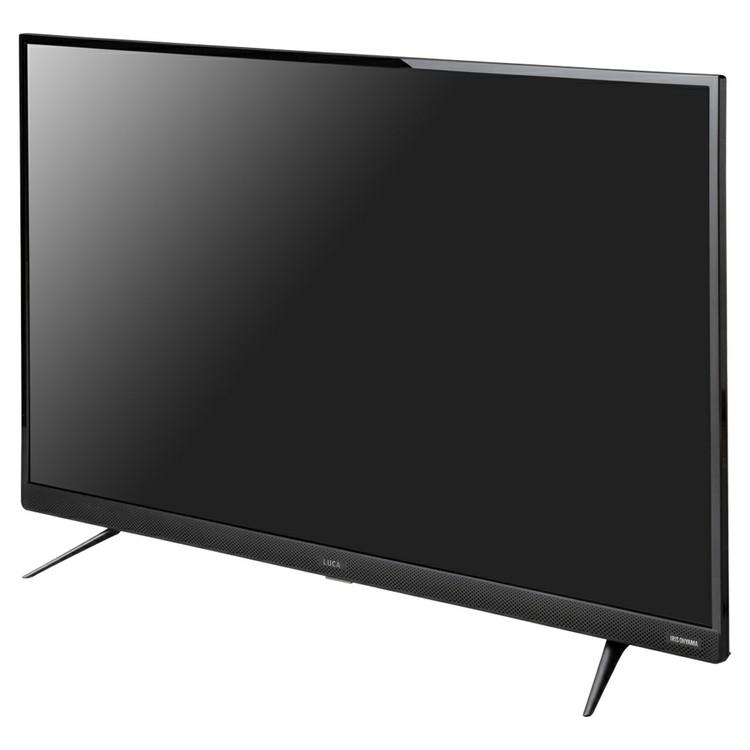 4K対応液晶テレビ 43インチ ブラック 43UB20K 送料無料 地デジ BS CS 4K テレビ 液晶テレビ リビング アイリスオーヤマ [26SX]