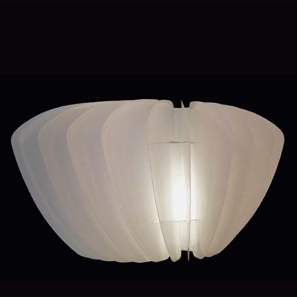 【送料無料】1灯ペンダントライトFACETTA XL 02039-WH・RD・BK ホワイト・レッド・ブラック【B】【TC】【ELUX】おしゃれ デザイン照明 北欧 インテリア