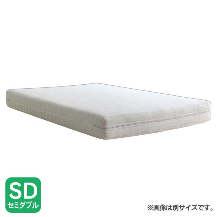 クラウドフィットポケットマットレスSD CFSDM送料無料 マットレス セミダブル ベッド 寝室 ベッドルーム 寝具 【TD】 【代引不可】新生活 一人