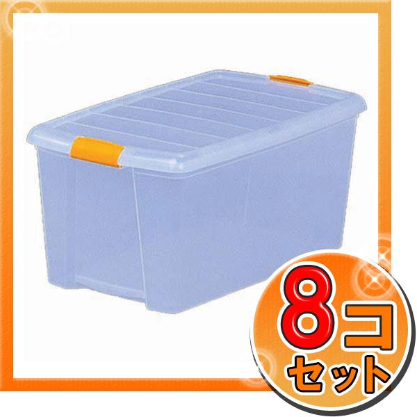 【送料無料】≪お得な8個セット≫高い所BOX TB-64D×8 押入れ収納 衣類整理 アイリスオーヤマ 衣替え