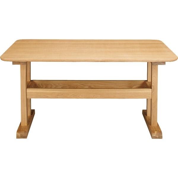 【送料無料】【TD】デリカ ダイニングテーブル HOT-456NA ダイニングテーブル テーブル ダイニング 食卓 木製北欧 シンプル ナチュラル モダン 木目【東谷/AZUMAYA】【取り寄せ品】