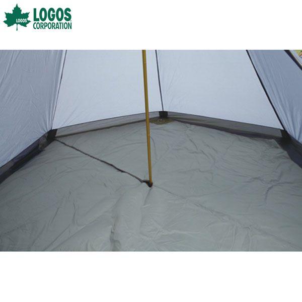 ロゴス(LOGOS) Tepee マット400 【D】【NW】【アウトドア キャンプ レジャー バーベキュー BBQ 登山 ピクニック フェス】 送料無料新生活