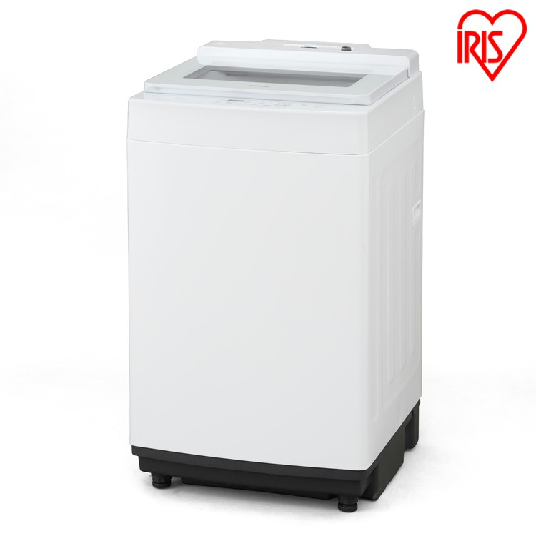 全自動洗濯機 10.0kg IAW-T1001送料無料 全自動洗濯機 部屋干し きれい キレイ 洗濯 せんたく 毛布 洗濯器 大容量 全自動 自動 洗濯機 アイリスオーヤマ