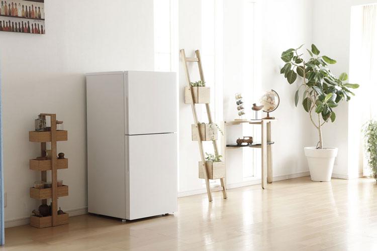 2ドア冷凍冷蔵庫ハーフ&ハーフ パールホワイト HR-E915PW 冷凍冷蔵庫 ハーフ&ハーフ 2ドア ツインバード 一人暮らし ビジネス 冷蔵庫 冷凍庫 省エネ TWINBIRD パールホワイト【D】