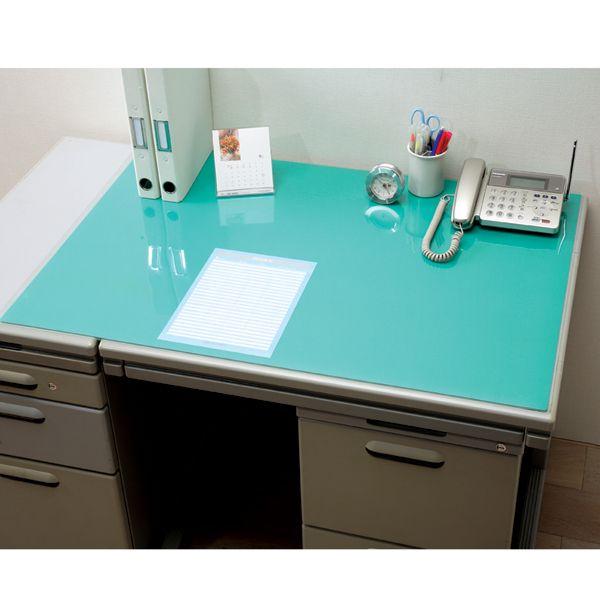 Enetroom Rakuten Global Market Desk Mat Clear Pvc Sheet Green