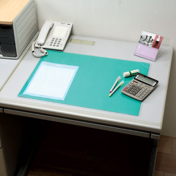 Enetroom Rakuten Global Market Desk Mat Clear Pvc Sheet Green Rh Global  Rakuten Com Clear Desk