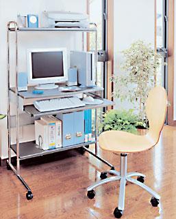 パソコンデスク CST-813〔PC収納 書斎 デスク 机 つくえ テーブル オフィス SOHO〕【アイリスオーヤマ】【限定】 おしゃれ 送料無料