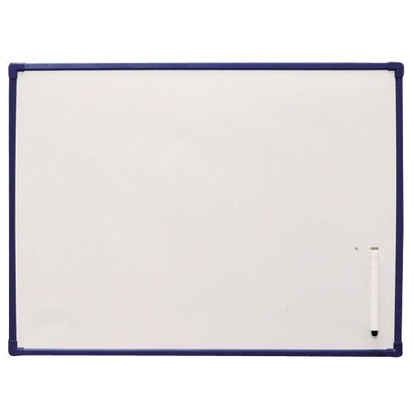 【レビューを書いて5%OFFクーポンプレゼント】 【横60×縦45】ホワイトボード NWP46 ブルー おしゃれ