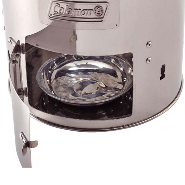 Coleman コールマン ステンレススモーカーII 燻製器 バーベキュー 燻製 スモーカー スモーク 燻製機 キャンプ 簡単 温度計付き くんせい 208069 2000026791