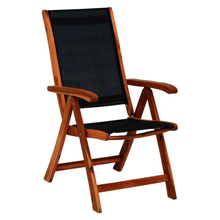 【200円OFFクーポン配布中】リクライニングチェア ブラック VGC-7355BK送料無料 椅子 いす イス 折りたたみ 椅子イス 椅子折りたたみ いすイス イス椅子 折りたたみ椅子 イスいす 萩原 【D】