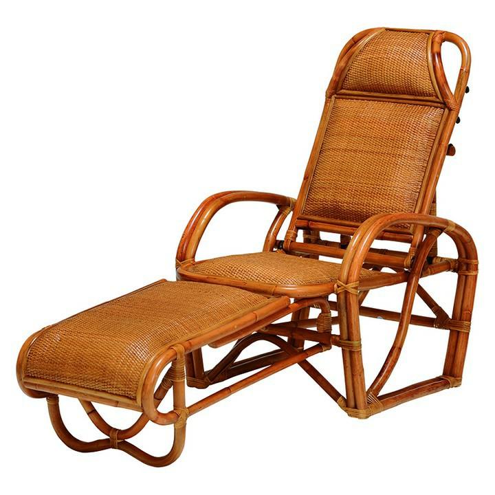 クッション入り三ツ折椅子 ブラウン RTB-1381BR送料無料 椅子 いす イス 籐製 ラタン おしゃれ 椅子籐製 椅子おしゃれ いす籐製 籐製椅子 おしゃれ椅子 籐製いす 萩原 【TD】 【代引不可】