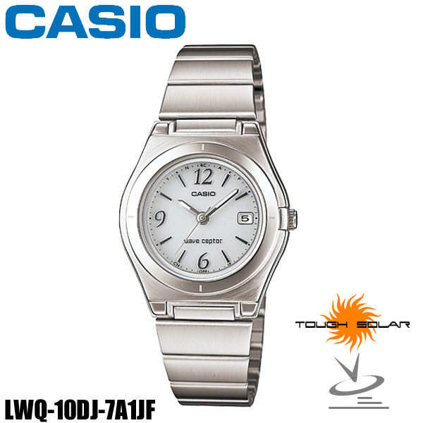 時計 カシオ 電波ウォッチ LWQ-10DJ-7A1JF 【HD】(腕時計 ファッション CASIO)[CAWT] おしゃれ 【楽ギフ】