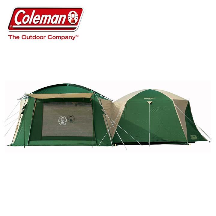 コネクティングドームシステム 170T12150J送料無料 キャンプ テント レジャー ドーム型 Coleman アウトドア キャンプドーム型 キャンプアウトドア テントドーム型 ドーム型キャンプ アウトドアキャンプ ドーム型テント コールマン 【D】