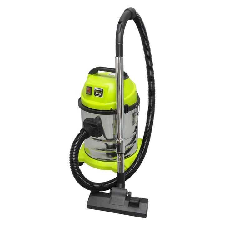 バキュームクリーナー グリーン ABK-20L送料無料 おそうじ 清掃用品 クリーナー 掃除 アルミス 【TD】 【代引不可】