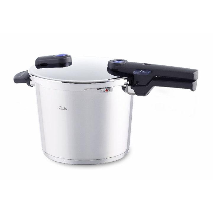 SGマーク認定 【圧力鍋】 3.2LIH100.200V対応片手 圧力鍋高圧・低圧2段切り換え圧力なべ