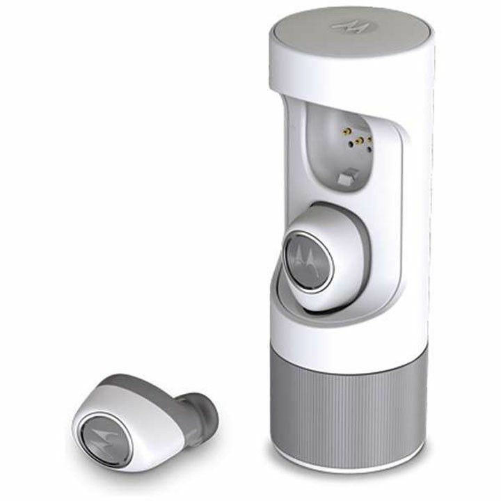 Bluetooth防水ワイヤレスイヤホン Motorola VerveOnesMe CLV-617 76170001送料無料 ブルートゥース bluetooth 防滴 イヤホン セラヴィ 【D】