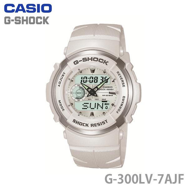 時計 カシオCASIOG-SHOCK G-300LV-7AJFジーショック 腕時計 GSHOCK【HD】[CAWT] おしゃれ