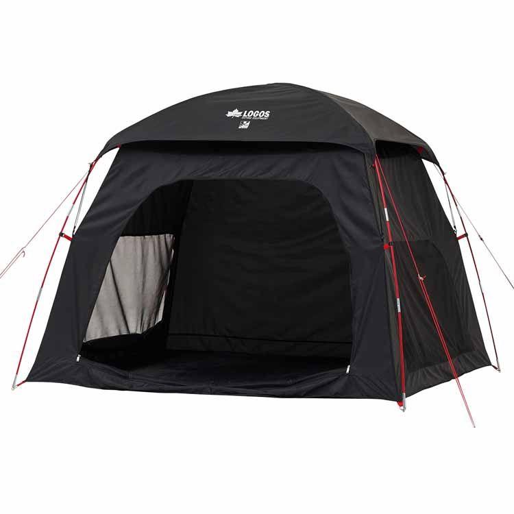 Black UV スクリーンシェードM-AI 71809032送料無料 サンシェード 着替え 日よけ テント フルクローズ LOGOS 公園 ビーチ キャンプ ロゴス 【D】【B】