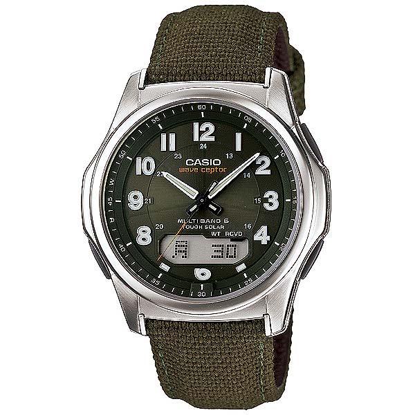 【エントリーで最大ポイント2倍】【送料無料】カシオCASIO 電波腕時計 WVA-M630B-3AJF 【DC】【HD】メンズウォッチ/腕時計/電波時計[CAWT] おしゃれ