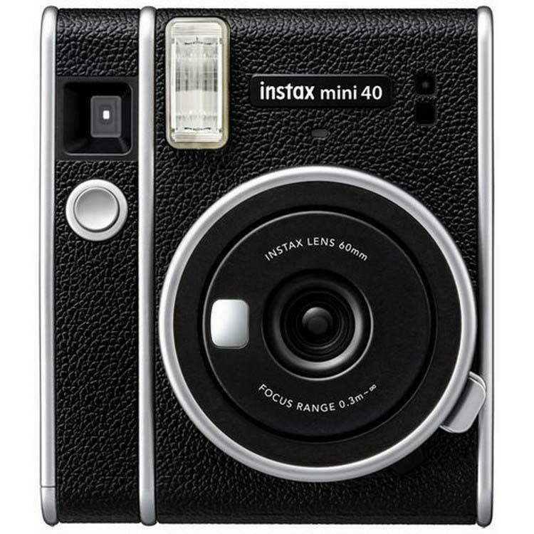 チェキ インスタントカメラ 保証 インスタント カメラ カメラ本体 mini40 INS フジフィルム instax mini 情熱セール D 16696851 富士フイルム FUJIFILM 40