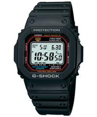【国内正規品】CASIO〔カシオ〕メンズ デジタル腕時計G-SHOCK SPEEDモデル タフソーラー電波時計MULTIBAND6【GW-M5610-1JF】【TC】
