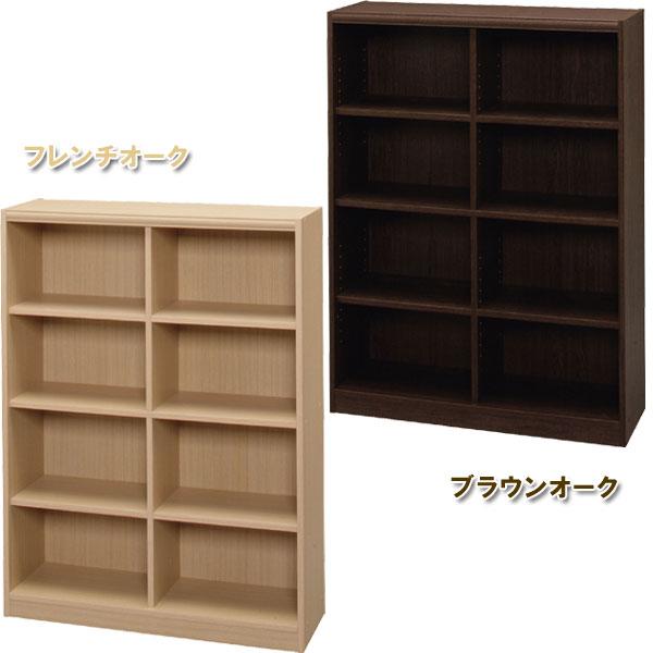フリーラック FRE-1290 フレンチオーク/ブラウンオーク 収納棚 棚板 収納家具 収納用品 ボックス リビング ダイニング 玄関 CDラック 本 本棚 書籍棚 書類整理 整理整頓 片付け【アイリスオーヤマ】