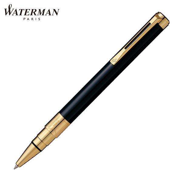 【送料無料】ウォーターマン〔WATERMAN〕ボールペン パースペクティブ ブラックGT S2236302【TC】