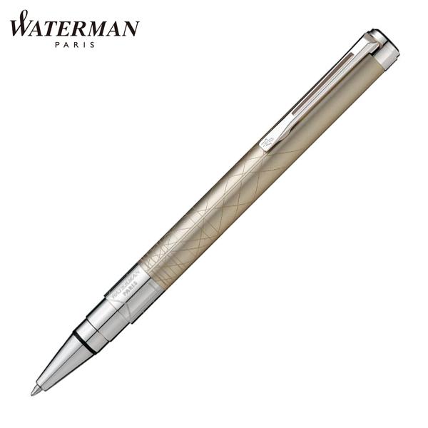 【送料無料】ウォーターマン〔WATERMAN〕ボールペン パースペクティブ デコレーション シャンパンCT S2236322【TC】