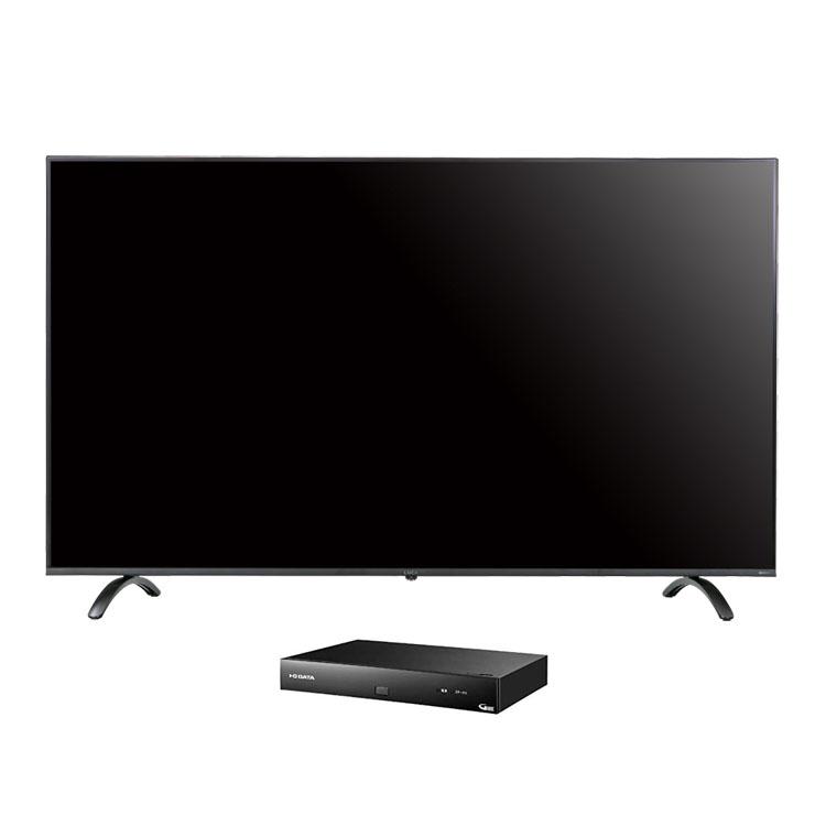 4Kテレビ ベゼルレス 65型 4K対応チューナーセット品送料無料 テレビ 4Kチューナー セット TV 4K 65v 65型 4K対応 チューナー アイリスオーヤマ■2