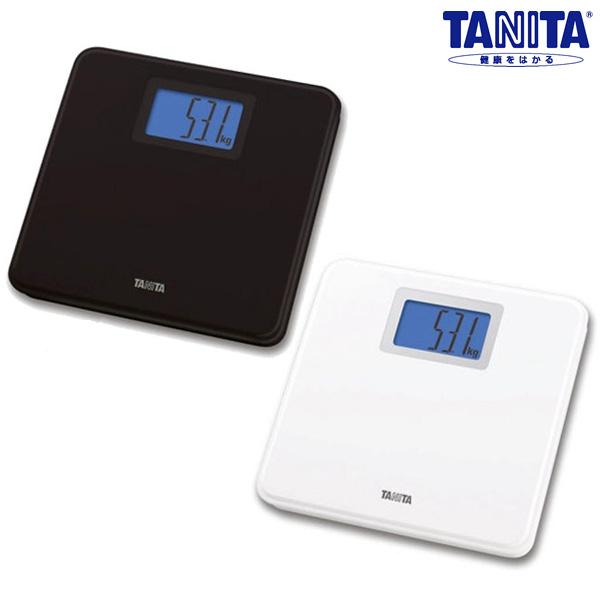 体重計 タニタ 注文後の変更キャンセル返品 HD-662BK HD-662WH デジタルヘルスメーター TANITA おしゃれ 乗るだけ バックライト ステップオンタイプ コンパクト かわいい ホワイト ダイエット 薄型 ブラック 健康管理 ギフト シンプル プレゼント ■2 保障 体重管理 D