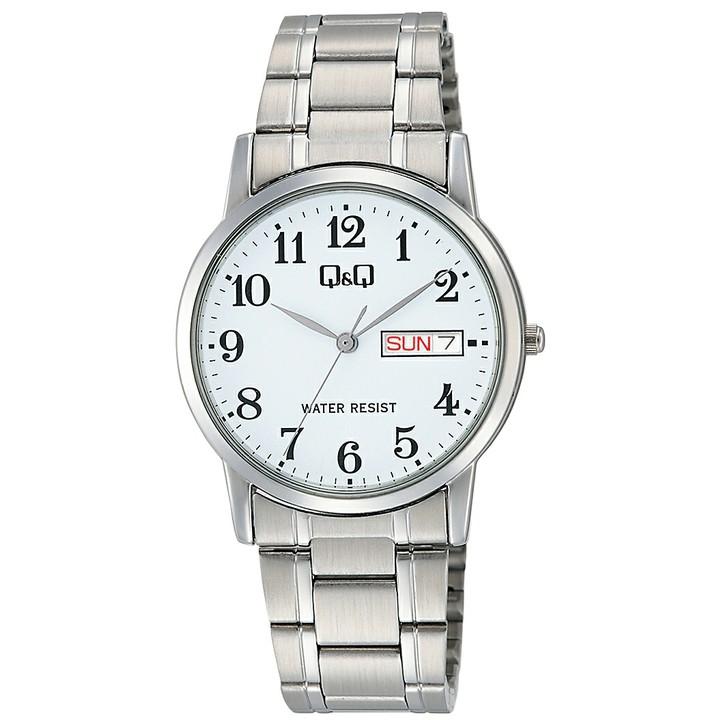 腕時計 A206-204 メンズ プチシチ キューアンドキュー CITIZEN シチズンQ&Q 【D】 【メール便】【代金引換、後払い決済不可・日時指定不可】【MAIL】