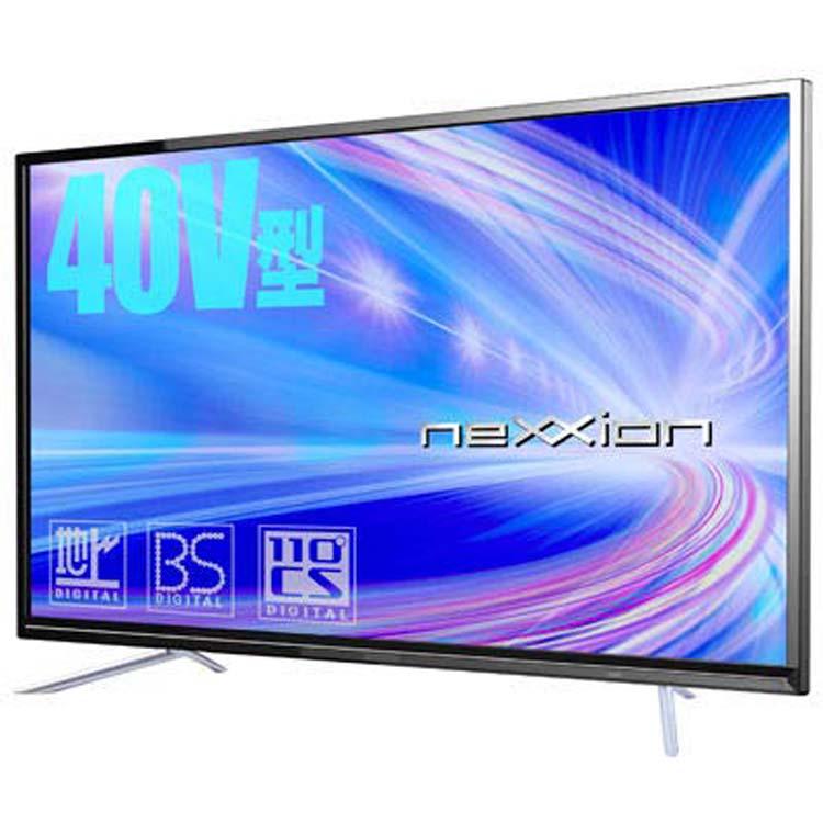40V型液晶テレビ FT-C4020B 送料無料 TV 家電 室内 娯楽 ヒロコーポレーション 【D】
