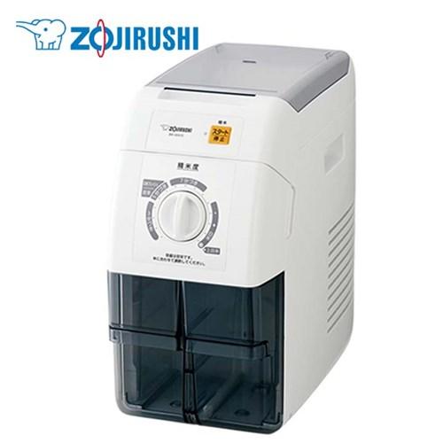 精米機「つきたて風味」 ホワイト BR-WA10送料無料 精米器 ZOJIRUSHI ~1升 キッチン家電 象印 【D】