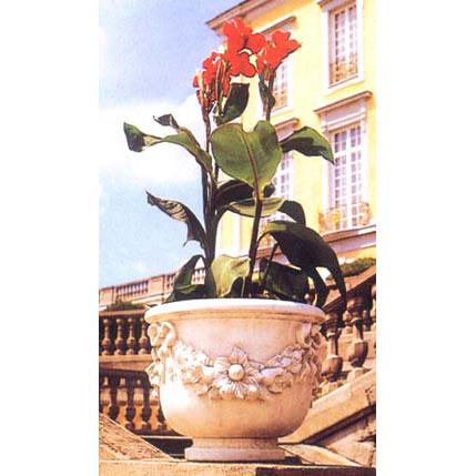 イタリア製花鉢:ファビオ