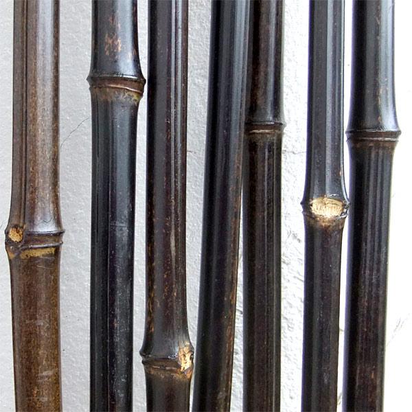 黒竹7分(直径約20mm) 長さ2m 70本セット