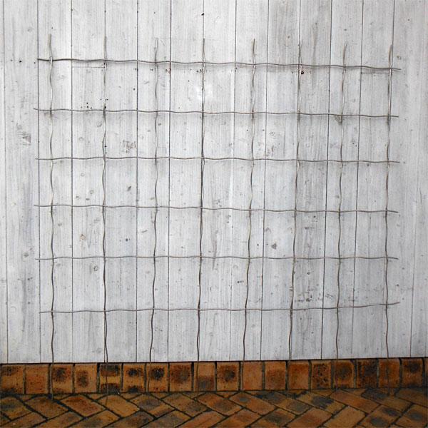 スパイラルスティック150のフェンスセット 幅150cm×高さ150cm(差込部含む)