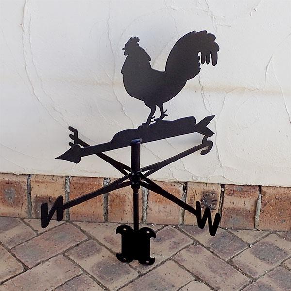 風見鶏:ニワトリ