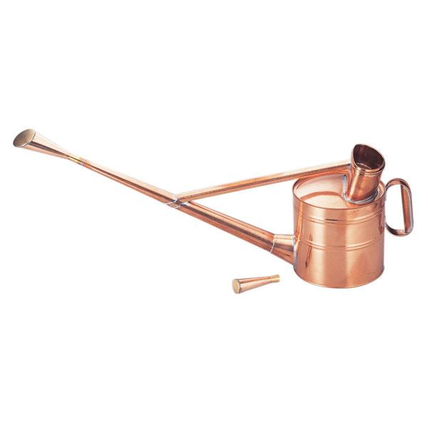 銅製英国式ジョーロ4号(1854)(容量3.5リットル)