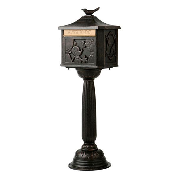 メールボックス ミッキー鳥の郵便屋さん(郵便受け)