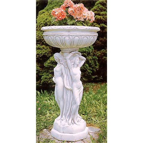 イタリア製花鉢:ヴィーナス花鉢