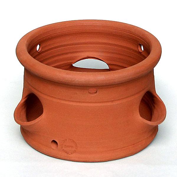 Willow Potteryの鉢 ハンギングバスケット:HP1 直径23.5cm