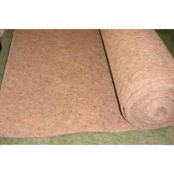 ヤシ繊維ロールマット(茶)1m×10m