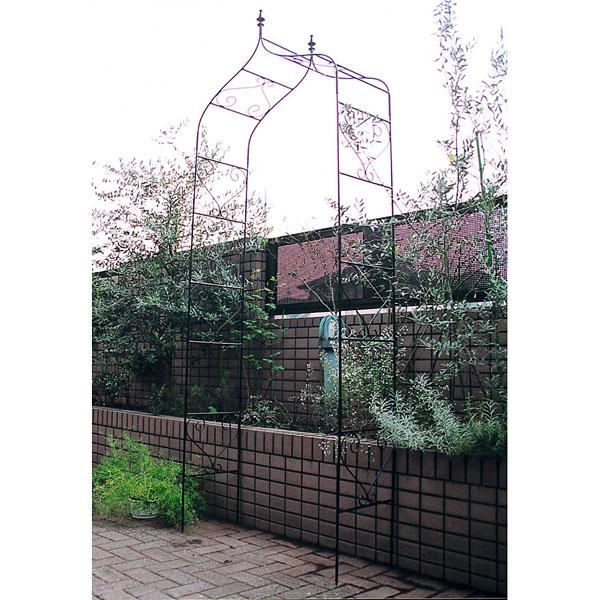 ガーデンアーチA型(幅104cm、高さ240cm)